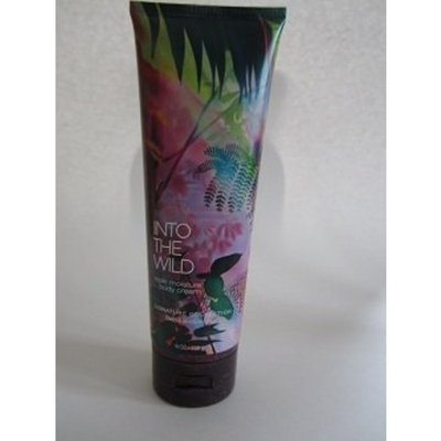 Bath Body Works Into The Wild 8.0 oz Triple Moisture Body Cream