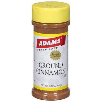Adams Ground Cinnamon Spice, 2.33 oz