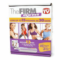 The Firm Express: Get Thin in 30 (13 DVD Set)