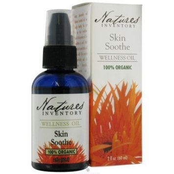 Nature's Inventory Skin Soothe Wellness Oil 2 fl. oz.