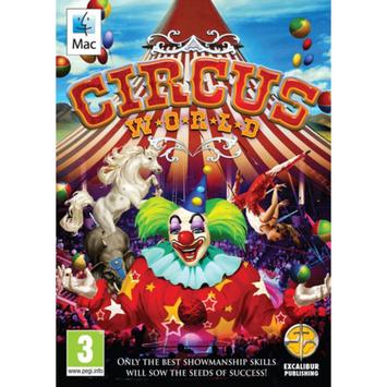 Digital Interactive Excalibur Publishing Circus World MAC