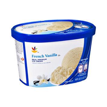 Ahold French Vanilla Premium Ice Cream