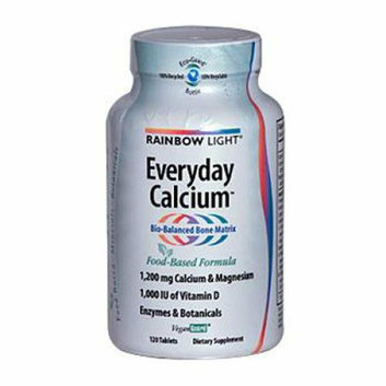 Rainbow Light Everyday Calcium 120 Tablets