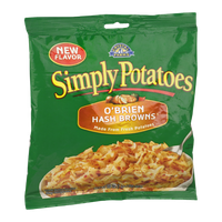 Crystal Farms Simply Potatoes O'Brien Hash Browns