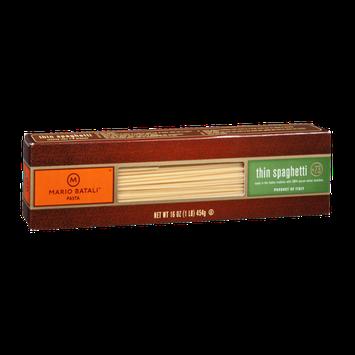 Mario Batali Pasta Thin Spaghetti
