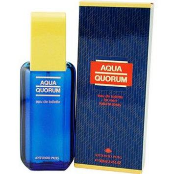 Antonio Puig Aqua Quorum Eau de Toilette Spray for Men, 3.4 fl oz
