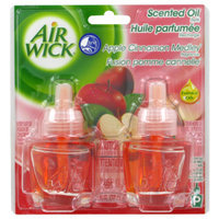 Airwick Scented Oil Refill - Apple Cinnamon