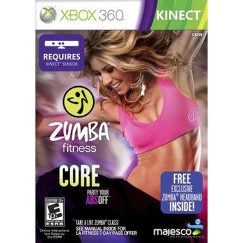 Majesco Kinect Zumba Fitness Core (Xbox 360)