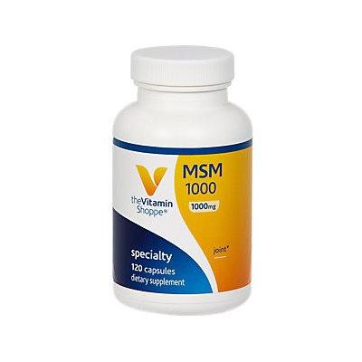 The Vitamin Shoppe Msm