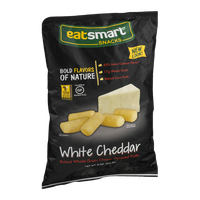 EatSmart Snacks Baked Whole Grain Cheese Puffs White Cheddar