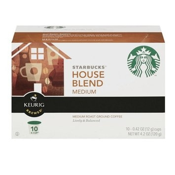 Starbucks Coffee House Blend K-Cups