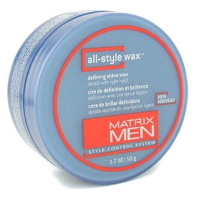 Matrix Men All-Style Wax, 1.7 Ounce