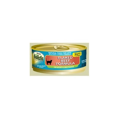 Precise Pet Precise Holistic Complete Grain Free Beef Canned Cat 3 Oz - Case Of 24