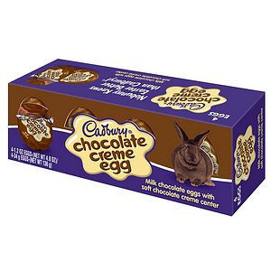 Cadbury Easter Chocolate Creme Eggs