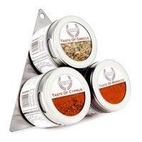 Taste of the Mediterranean Gourmet Seasoning & Spice Collection