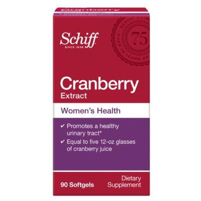 Schiff Cranberry Extract