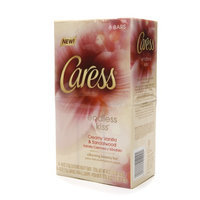 Caress Silkening Beauty Bars 6 PackCreamy Vanilla & Sandalwood