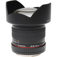 Rokinon 14mm f/2.8 Manual Focus Aspherical Wide Angle Lens (for Sony Alpha Cameras)