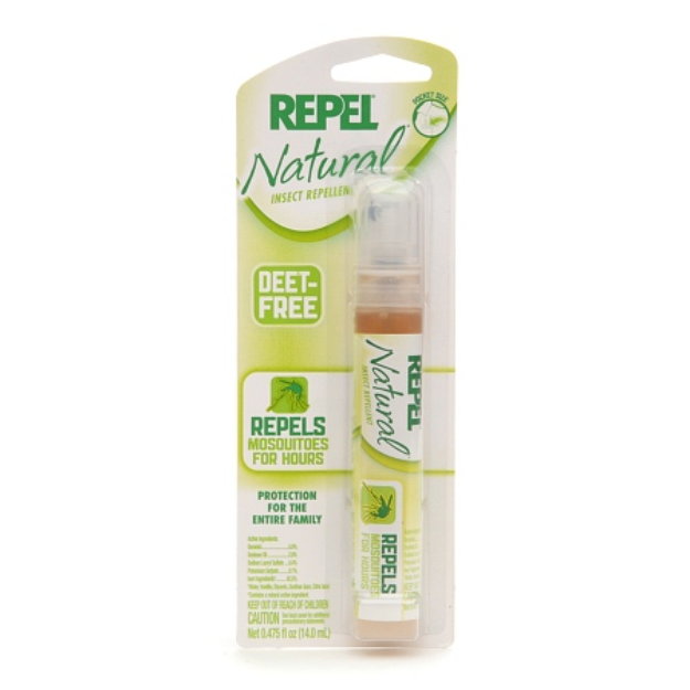 Repel Natural Insect lent Pen-Size Pump Spray