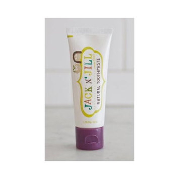 Natural Toothpaste Organic Blackcurrant Jack N' Jill 1.76 oz Paste