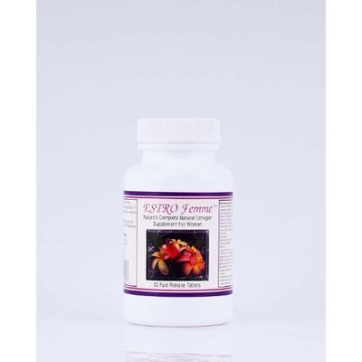 Phillips Naturals Estrogen Natural Phytoestrogen Tablet with Herbs,Nutraceuticals, and Plant Extracts