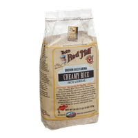 Bob's Red Mill Brown Rice Farina Creamy Rice Hot Cereal