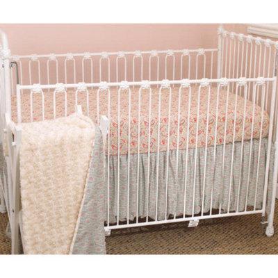 Cotton Tale Tea Party 3 Piece Crib Bedding Set