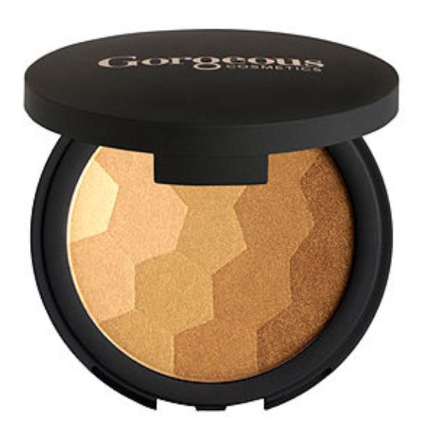 Gorgeous Cosmetics Prism Powder Highlighter, Summer, .42 oz
