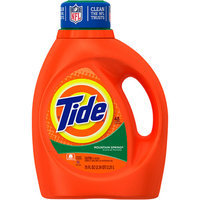Tide Mountain Spring Laundry Detergent