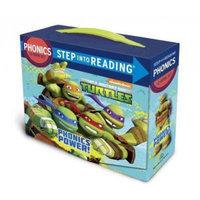 Phonics Power! ( Teenage Mutant Ninja Turtles: Step into Reading: Phonics) (Paperback)