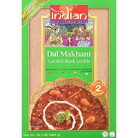 Truly Indian Dal Makhani R-T-E Retort, 10.5 Ounce Boxes (Pack of 12)