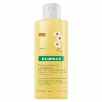 Klorane Sheen-Enhancer Vinegar Finishing Rinse with Camomile