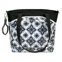 JJ Cole Mode Diaper Bag-Black Magnolia