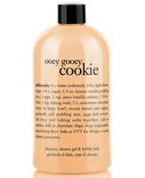 philosophy ooey gooey cookie 3-in-1 shampoo
