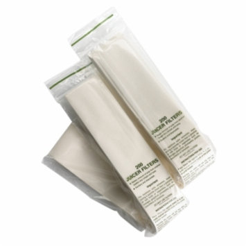 Omega 2-Pack 200 Piece Filters for Centrifugal Juicers Filter2, 1 ea