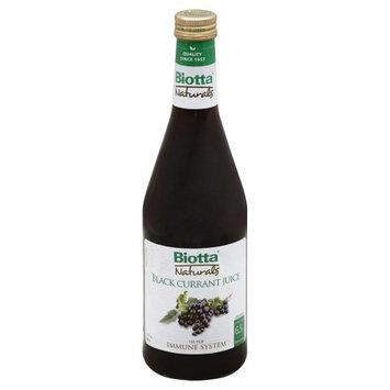 Biotta Naturals Black Currant Juice 16.9 fl oz