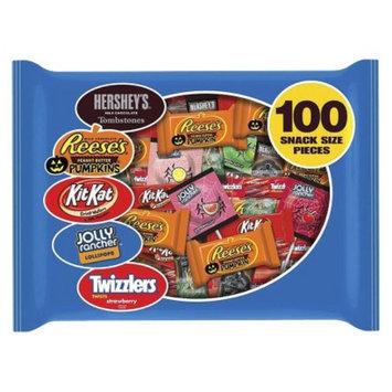 Hershey's, Reese Peanut Butter Cups Pumpkin, Kit Kat, Jolly Rancher