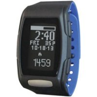 Life Trak C410 Zone Watch (Black/Blue)