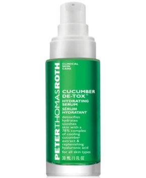 Peter Thomas Roth Cucumber De-Tox Hydrating Serum, 1 fl oz