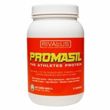 Rival Us RIVAL-US PROMASIL - Soft Serve Vanilla