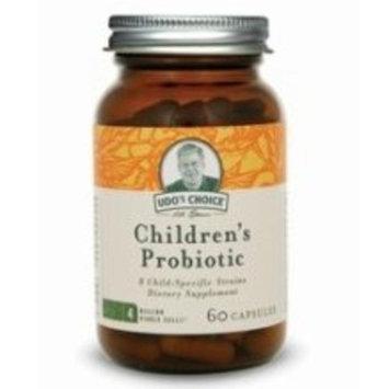 Flora Udo's Choice - Children's Blend Probiotic Capsules - 60 count (FFP)