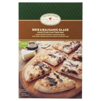 Archer Farms Brie & Balsamic Glaze Wood-Fired Crust Flatbread 7.9 oz