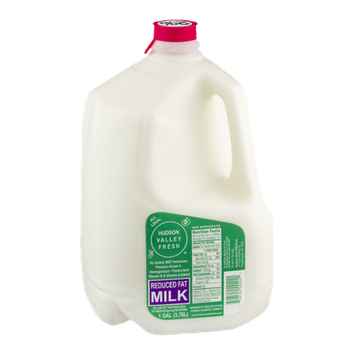 Hudson Valley Fresh 2% Milk Reduced Fat