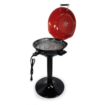 Crystal Promotions 15-inch Electric Barbecue Grill