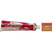 Wella Color Touch 4/0 (Medium Brown/Natural) 2oz