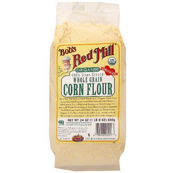 Bob's Red Mill 100% Stone Ground Whole Grain Organic Corn Flour