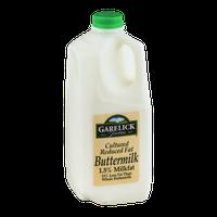 Garelick Farms 1.5% Milkfat Buttermilk Cultured Reduced Fat