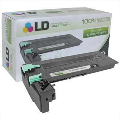 LD Remanufactured Replacement for Xerox 006R01275 (6R1275) Black Laser Toner Cartridge for use in Xerox WorkCentre 4150 Printer