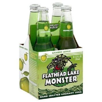 Flathead Lake Granny Apple Soda