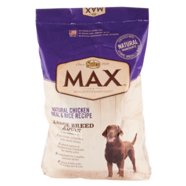 Nutro Max NUTROA MAXA Large Breed Adult Dog Food